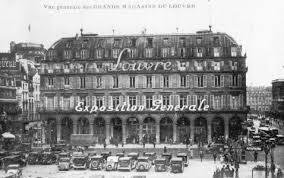 Les grands magasins du Louvre