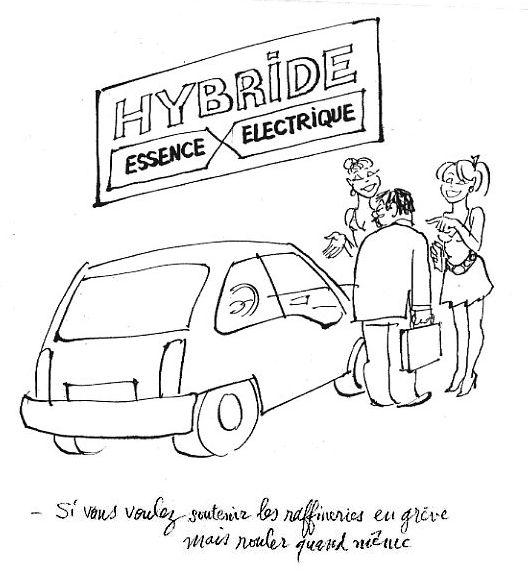 cabu véhicule électrique