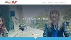 la société Drivoo est un des spécialistes en France de la livraison collaborative