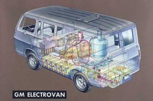 GM Electrovan 1966
